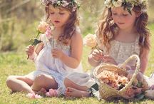 Little wedding cuties / Inspiration for all your little wedding guests.