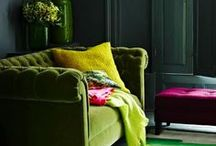 Pantone Greenery Interiors Trend / Green is in! The Pantone Colour of the Year is Greenery - a zingy, yellow-green shade reflective of vitality and new beginnings. Greenery reflects the current botanical interiors trend and will lead all shades of green into our interiors pallet for 2017. Check out our selection of tip-top Greenery!