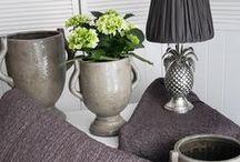Inredning Inspiration / Home Decor / inredningsinspiration för hemmet. Pruduktbilder från Longcoast Living.