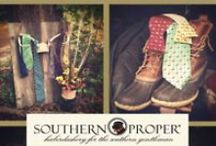A little bit of us. / by Southern Proper