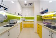 Colourful Practices / Medical and Dental practices using colour