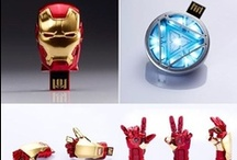 Marvel Iron Man 3 USB / For sale at www. thefancyusb.com