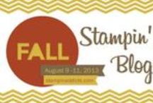 Stampin' Addicts Fall Blog Hop / Projects from the Stampin' Addicts Fall 2013 Blog Hop