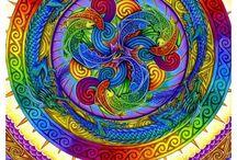 Mandalas / by Carroll Wilson