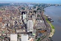 Urban Africa / by Daniel Erasmus