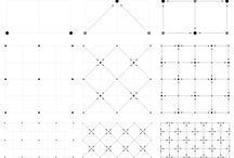 Algorithmic/Pattern / 一定のルールを繰り返す、 この吸い込まれる感じが好き。