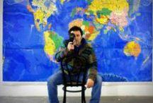 L'Energia Infinita / Diario di un viaggio ai confini del mondo #energiainfinita L'artista Francesco Pedrini nel paradiso dell'astronomia (Cile) per catturare le stelle remote. Un viaggio promosso da ABenergie. Narrative media planning by Storyfactory.