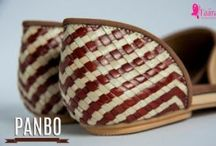 Ethnic shoes / This all shoes are handmade. They made from natural material