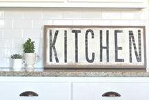 Kitchen & Pantry / by Su Wa