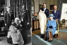 Kungahus-Storbritanien/Royal Britain / Kungar, Drottningar, Prinsessor och Prinsar  / by Mahill
