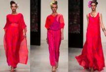 Mode - Långa klänningar/Fashion-Long dresses / Jag älskar långa klänningar./I love long dresses / by Mahill