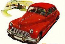 Bilar/Cars / Gamla, nya, häftiga/Old, new, cool / by Mahill
