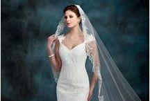 Brudklänningar och brudar/ Wedding dresses and brides / Vackra brudklänningar / by Mahill