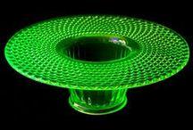 Vaseline / Uranium Glass / by Lori Milliner