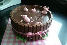 Edible art / Beaux gâteaux