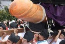 Giappone, la festa del pene di ferro