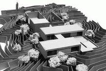 Maquetas Arquitectura / by James Patrick Marshall