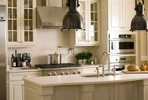 Kitchen Love / What a baker's dream kitchen could be!