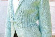 Knitting / vestes, pulls