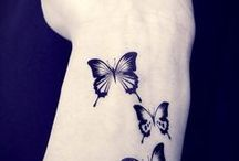 Beautiful tattos ♥