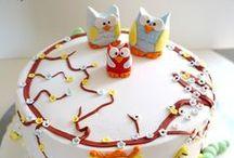 Pastalar / Pasta Tarifleri, Doğum günü pastaları kremalı yaş pasta tarifleri