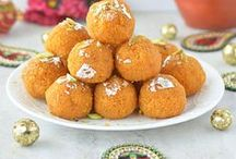 Indian and Middle Eastern Sweets