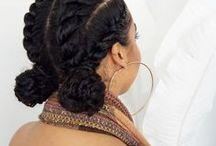 Hairspiration  Puffs, Ponytails & Buns