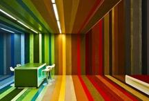 Arquiteto da Felicidade / Um espaço projetado pode ter uma boa funcionalidade e expressar o qual legal é a pessoa que nele habita. Aqui você verá minha seleção do que é para mim um ambiente feliz.
