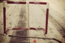 Hockey  / by Ryan Edder