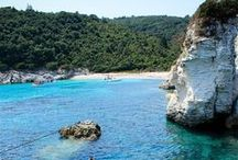 Summer Paradise <3 / Bikini, Ice cream, Sea, Sand, Beach..