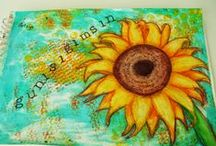 altered & mixed media art / my altered and mixed media projects, and some other projects that I like