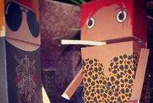 PAPER DUDES - the Papercrafts designed in germany / Paper Dudes, thats handcraftet papercrafts made in germany, leipzig.