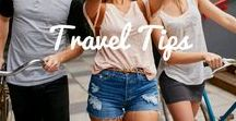 Travel Tips / Take notes! These great ideas will come in handy as you Drive the Nation.