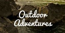 Outdoor Adventures / From hiking and rock climbing to surfing and snow sledding, find everything to do for an adventure junkie!