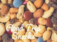 Road Trip Snacks / Fuel up for the drive! From healthy snacks to mess-free treats, find what you need to satisfy your hunger.