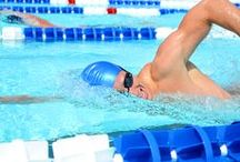 Swimming Workouts / Kiefer's weekly swim workouts help you take your fitness and performance to the next level.