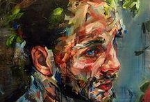 pintura e ilustración