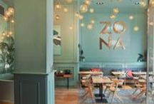 ZONA Restaurant and Bar / Zona Restaurant and Bar, BUDAPEST By POSITION Collective