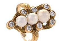 Antique jewelry / Antique jewelry