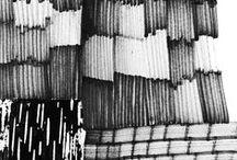 Print / Pattern : line, stripe, check, geometric
