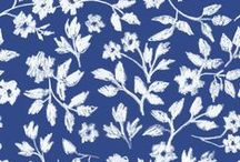 Print / Pattern : floral, botanical