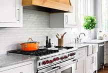 Kitchens / Let's face it, the kitchen has become the place to impress your guests when it comes to your home decor.