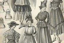 1910s Fashion Plates