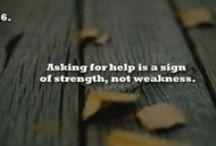 i want to help / by Pandora Lynn