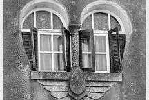 Okna = windows / Okna