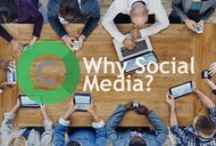 """Propel Your Business With Social Media / Is your business """"doing social media,"""" or is it known as a valuable resource on social media? Create a valuable brand with a sound social media presence."""
