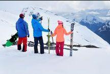 Winter 2015 / Sesja zimowej kolekcji odbyła się w norweskim kurorcie Stryn. Panujące w nim warunki są spełnieniem narciarskich marzeń dla jednych, a innym zapewniają górę ambitnych wyzwań!