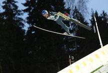 Ski Jumping 15/16 / 4F i Polski Związek Narciarski zapraszają do wspólnego kibicowania polskim skoczkom! Śledź z nami tegoroczny sezon, sprawdzaj wyniki i ciekawostki z zawodów.