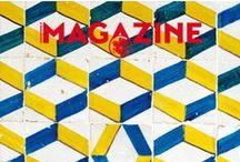 Air France Magazine/ Cover
