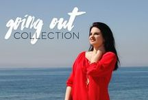 Going Out collection (Spring 2016) / Are you ready to go out? Get inspired with the Going Out collection to create plus size outfits for your night out or a special occasion! Find more at ❥ https://www.parabita.com/en/collections/going-out.html